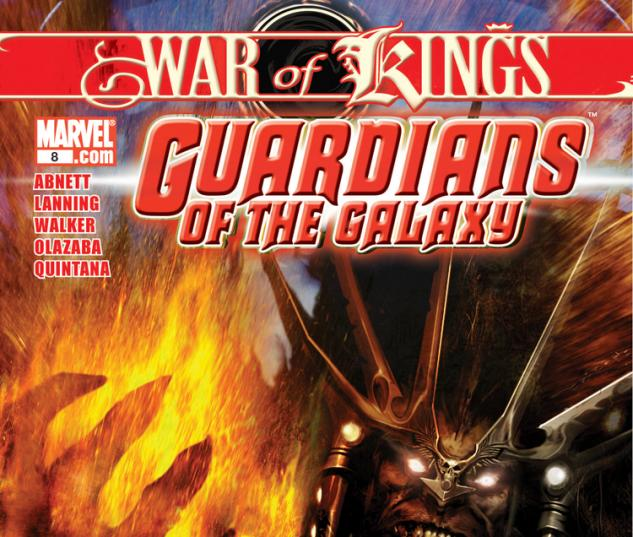 Guardians of the Galaxy #8