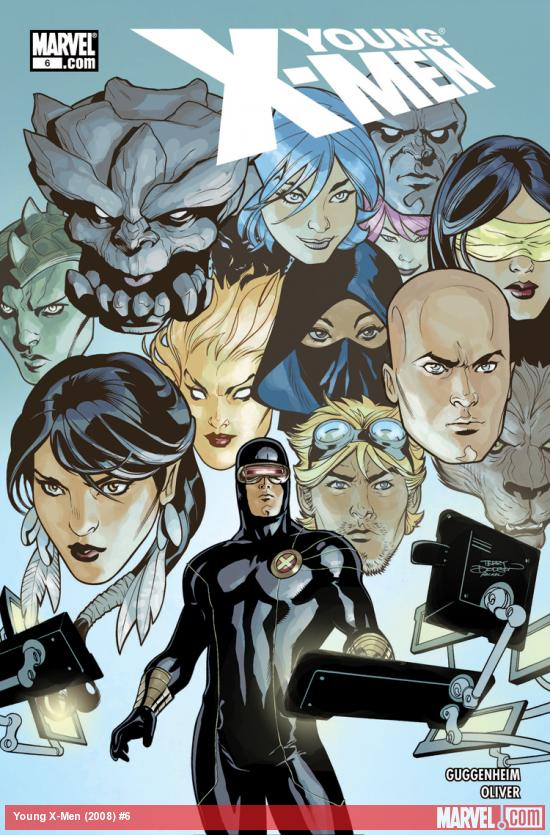 Young X-Men (2008) #6