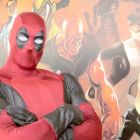 Deadpool Visits Marvel Headquarters