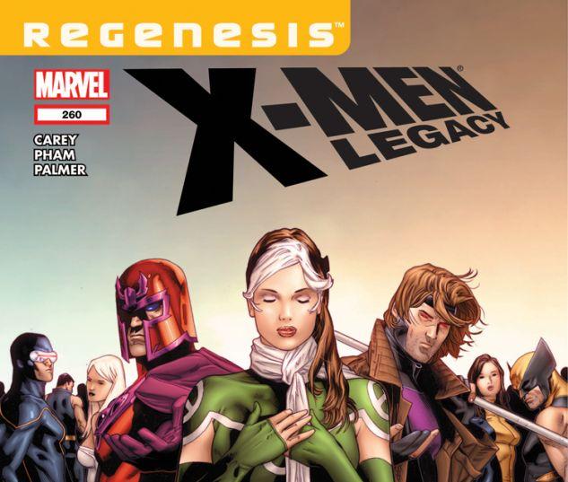 X-Men Legacy (2008) #260