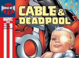 Cable & Deadpool (2004) #17