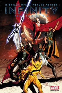 Infinity #2  (Mcniven Hero Variant)