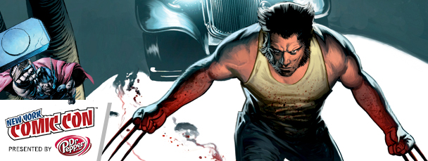 NYCC 2013: All-New Marvel NOW! Savage Wolverine
