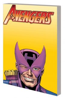Avengers: West Coast Avengers - Sins of the Past (Trade Paperback)