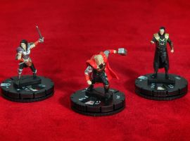 Thor: The Dark World HeroClix