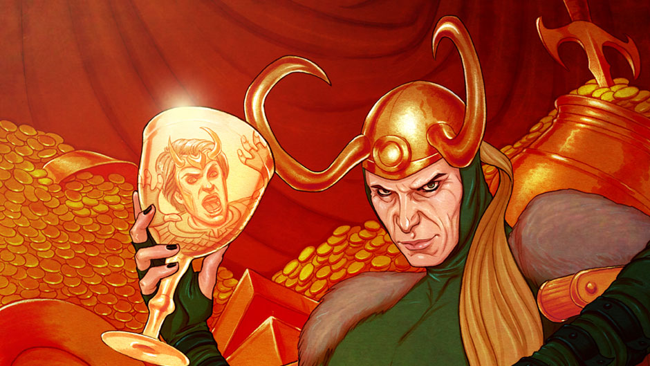 Read Marvel's Lost Letters Pages Online