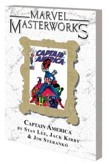 Marvel Masterworks: Captain America (Trade Paperback)