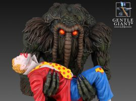 Man-Thing Statue from Gentle Giant