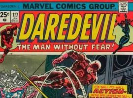 Daredevil (1963) #117 cover