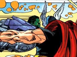 Marvel AR: Mark Waid on Walt Simonson