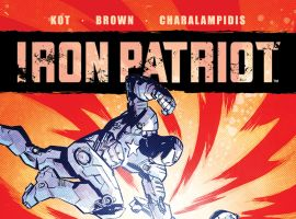 IRON PATRIOT 5 (ANMN, WITH DIGITAL CODE)