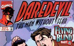 Daredevil (1963) #379 cover