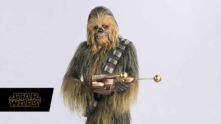 Chewbacca (photo copyright Lucasfilm Ltd. & TM. All Rights Reserved)