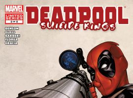 Deadpool: Suicide Kings (2009) #3