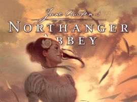 NORTHANGER ABBEY (2011) #5 Cover