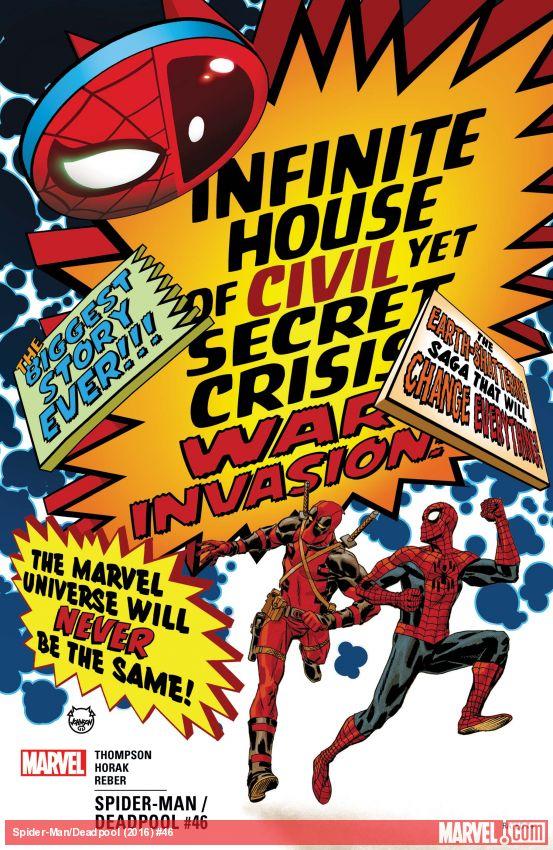 Spider-Man/Deadpool (2016) #46
