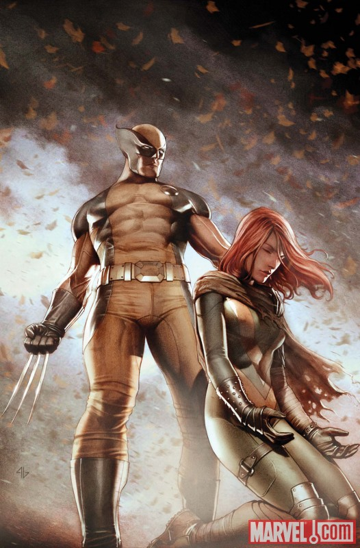Image Featuring Wolverine