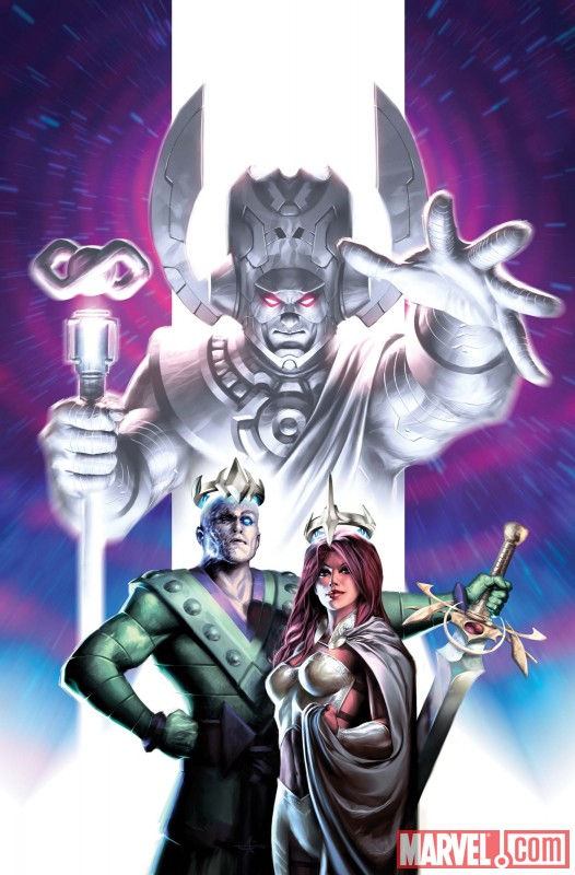 REALM OF KINGS: SON OF HULK #1 (cover)