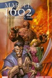 Marvel 1602: Fantastick Four #1 