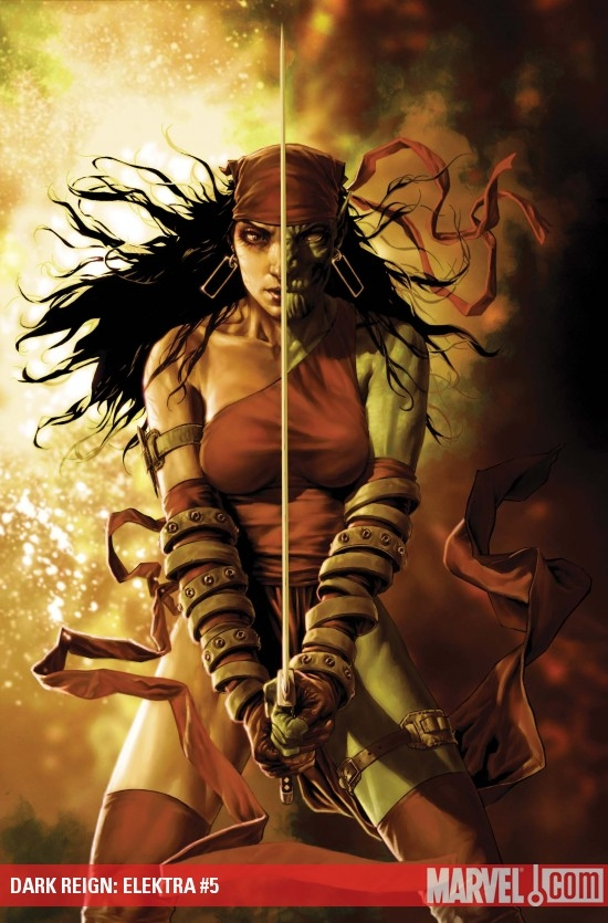 DARK REIGN: ELEKTRA #5