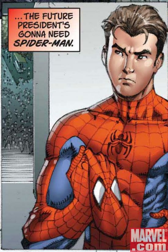 Amazing Spider-Man (1999) #583