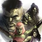 Hulk Family Ties