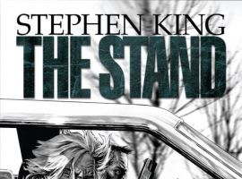 THE STAND: CAPTAIN TRIPS #3 SKETCH VARIANT