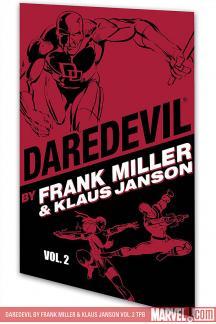 Daredevil by Frank Miller & Klaus Janson Vol. 2 (Trade Paperback)