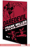 Daredevil by Frank Miller & Klaus Janson Vol. 2 (Trade Paperback)