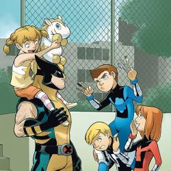 Wolverine and Power Pack (2008 - 2009)