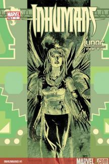 Inhumans (2003) #1