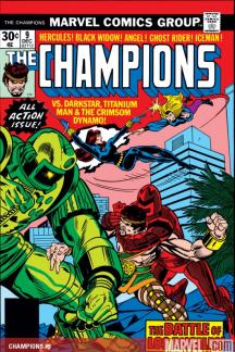 Champions (1975) #9