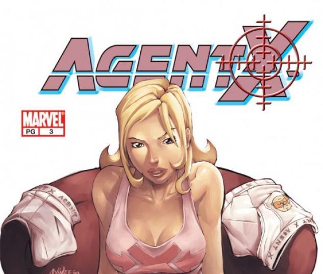 Agent X #7