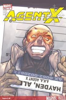 Agent X #6