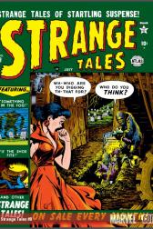 Strange Tales #8 