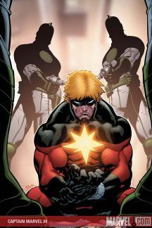 Captain Marvel (2007) #4