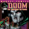 DOOM: THE EMPEROR RETURNS #2 COVER