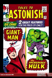 Tales to Astonish (1959) #60