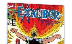 EXCALIBUR CLASSIC VOL. 4: CROSS-TIME CAPER BOOK 2 #0
