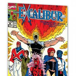 EXCALIBUR CLASSIC VOL. 4: CROSS-TIME CAPER BOOK 2 #0