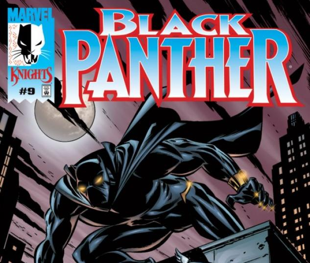 Black Panther (1998) #9