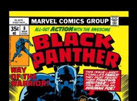 Black Panther (1977) #8