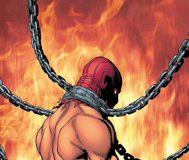 THUNDERBOLTS PRESENTS: ZEMO - BORN BETTER (2008) #1 COVER