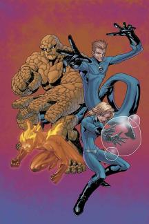 Marvel Age Fantastic Four (2004) #7