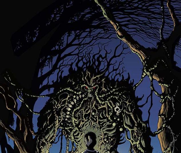 MAN-THING #3