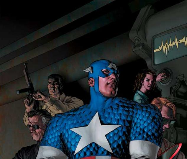 CAPTAIN AMERICA (2006) #19 COVER