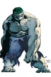 Hulk: Gray (Trade Paperback)