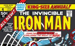 Iron Man Annual #4