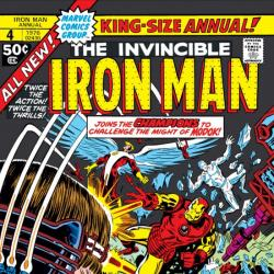 Iron Man Annual (1976 - 1994)