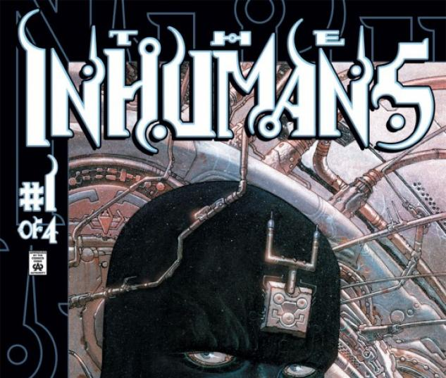 Inhumans #1